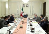 برگزاری جلسه روسای کمیتههای تخصصی ستاد ملی مقابله با کرونا با حضور رئیسجمهور