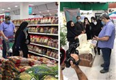 مشارکت شهردار تهران در پویش خرید بدون کیسه پلاستیکی در شهروند