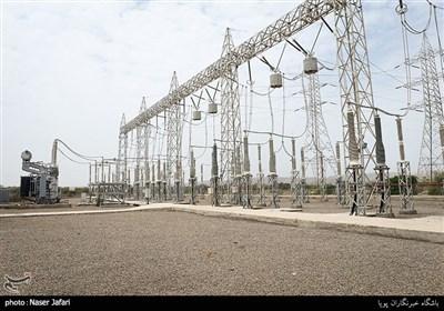 نیروگاه سیکل ترکیبی چابهار در حاشیه بازدید سفر رئیس بنیاد مستضعفان به استان سیستان و بلوچستان