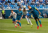 کوبلف: زنیت با آزمون و جیوبا مشکلی هجومی در لیگ قهرمانان اروپا نخواهد داشت