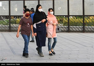 ماسک اجباری در همدان