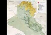 ترکیه برای عملیات خود در شمال عراق چند نقطه نظامی ایجاد کرد؟+ عکس
