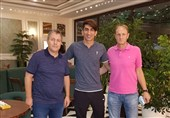 دیدار بامدادی بیرانوند و اسکوچیچ پیش از سفر به بلژیک