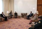 بشار اسد: توافق نظامی سوریه و ایران بیانگر سطح روابط دو جانبه است