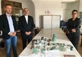 اشیاء باستانی متعلق به ایران از اتریش بازگردانده میشوند