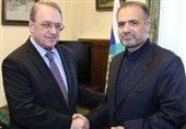 Iranian, Russian Diplomats Discuss Regional Developments