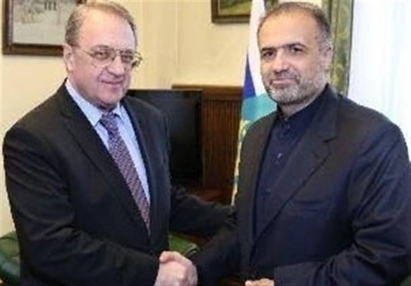 رایزنیهای ایران و روسیه درباره تازهترین تحولات منطقه