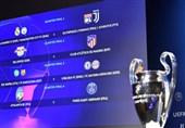 اعلام تاریخ بازیهای دور برگشت مرحله یک هشتم نهایی لیگ قهرمانان اروپا