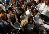 موسسه آکسفام: 3.5 میلیون نفر از مردم افغانستان در خطر قحطی قرار دارند