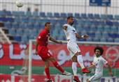 لیگ برتر فوتبال  نیمه اول جدال ماشینسازی و پرسپولیس برنده نداشت