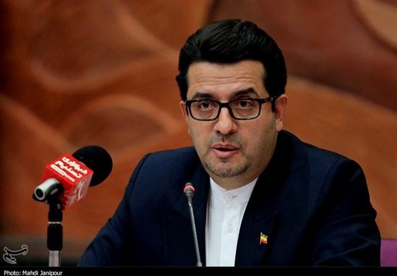 واکنش سخنگوی وزارت خارجه به تمدید تحریم تسلیحاتی ایران / به اروپاییها برای فشارهای آمریکا هشدار دادیم + فیلم