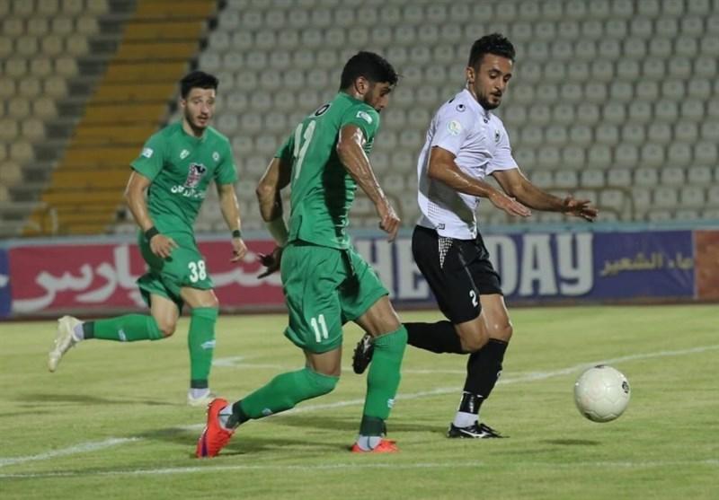 لیگ برتر فوتبال  تیم شاهین بوشهر با شکست سنگین برابر ذوبیها به سقوط نزدیکتر شد