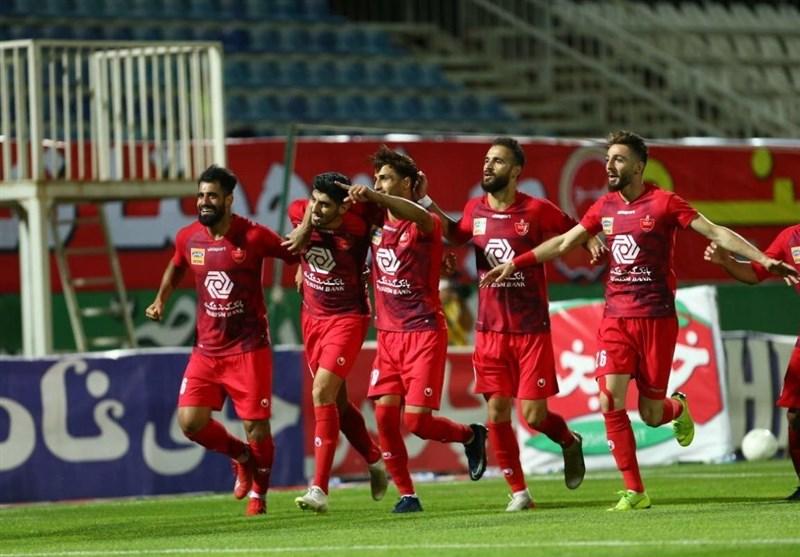 لیگ برتر فوتبال  پرسپولیس با ماشین ِ مهاجری یک گام دیگر به جام نزدیک شد/ ترابی انتقام علیپور را از لک گرفت