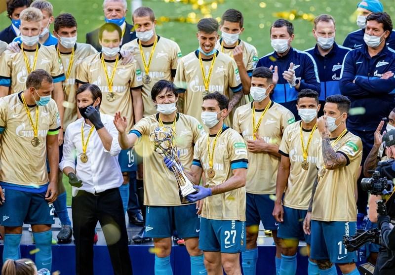 فرصت طلایی تیم آزمون برای شکستن رکورد 21 ساله لیگ برتر فوتبال روسیه