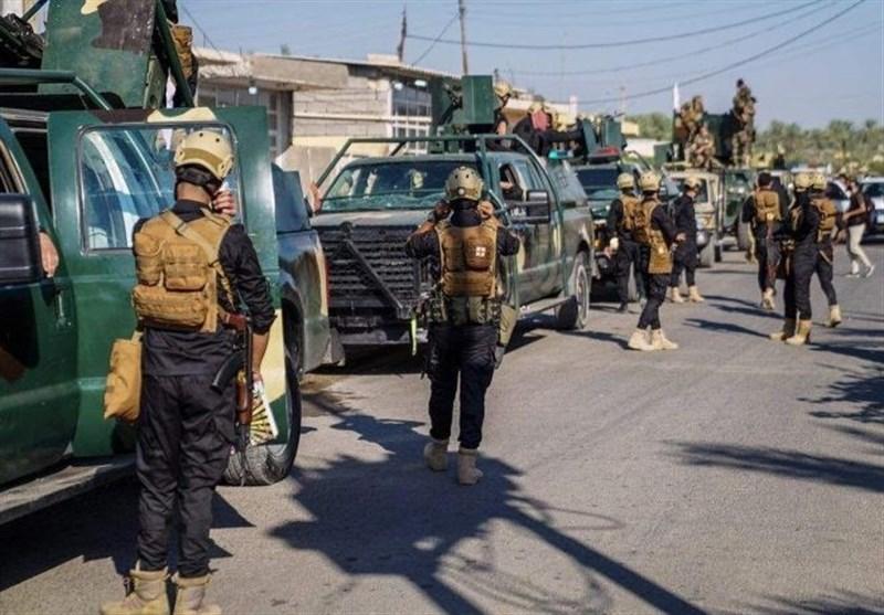 عراق موفقیت چشمگیر حشد شعبی در سرکوب بقایای داعش/ آغاز عملیات های اطلاعاتی پیچیده در سه استان