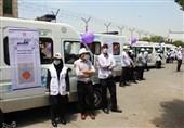 مانور بزرگ اورژانس اجتماعی در کرج برگزار شد