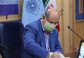 درخواست زالی از استاندار تهران برای لغو تجمعات بالای 10 نفر