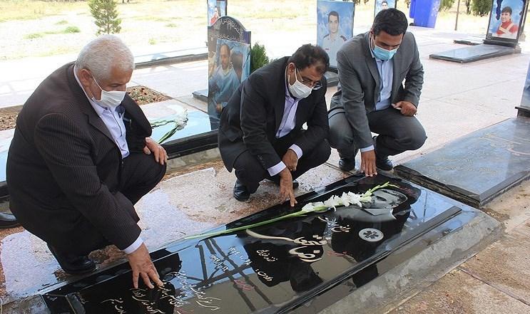 بنیاد شهید و امور ایثارگران , گلزار شهدای تهران ,