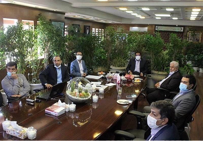 هماندیشی رئیس بنیاد شهید تهران با مدیرعامل سازمان بهشت زهرا(س)
