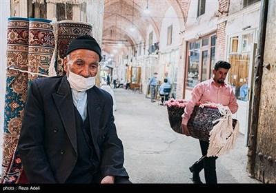 استفاده اجباری از ماسک در تبریز