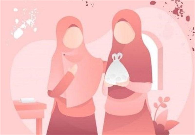 اینفوگرافیک /دخترم را چگونه با حجاب آشنا کنم؟