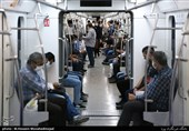 قطارهای متروی تهران و حومه روزانه 50 هزار کیلومتر کارکرد دارند