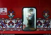 استفاده از ماسک در متروی تهران
