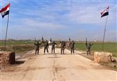 سوریه| آزادسازی یک روستا در حومه ادلب از اشغال تروریستها