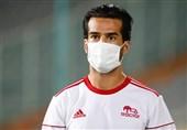 مسعود شجاعی همچنان در قرنطینه خانگی