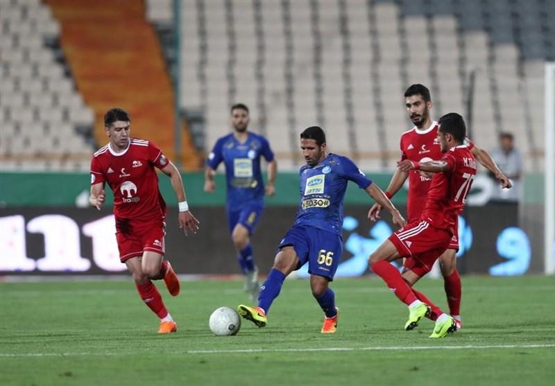گزارش AFC از تقابل استقلال و تراکتور در فینال جام حذفی