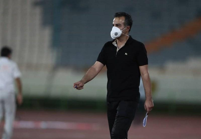 سرپرست تیم استقلال کرونا ندارد