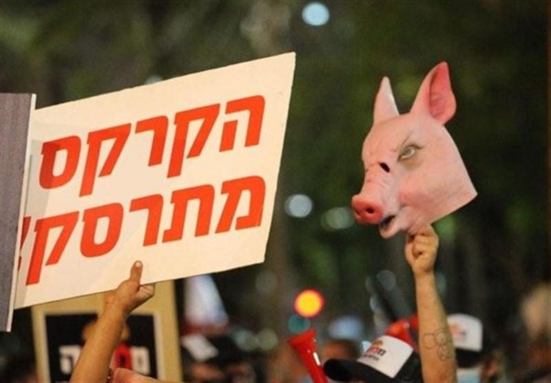 گسترش خشونت و اعتراضات در مناطق اشغالی؛ آیا رژیم اسرائیل در آستانه جنگ داخلی است؟