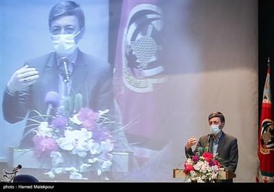 سخنرانی پرویز فتاح رئیس بنیاد مستضعفان در جشنواره مالک اشتر هوانیروز ارتش نزاجا