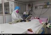 مردم از این گزارش عبرت بگیرند / وضعیت بحرانی بیماران کووید 19 در ICU بیمارستان شهید محمدی بندرعباس+تصاویر