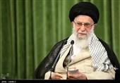 دیدار امام خامنهای با رزمندگان دوران دفاع مقدس آغاز شد