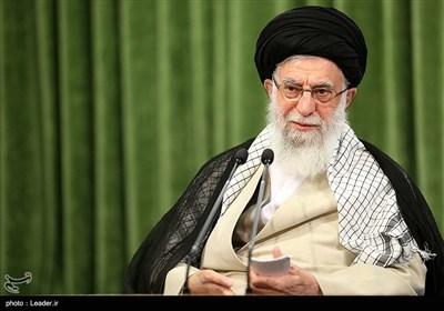 سخنرانی امام خامنهای به مناسبت هفته دفاع مقدس آغاز شد