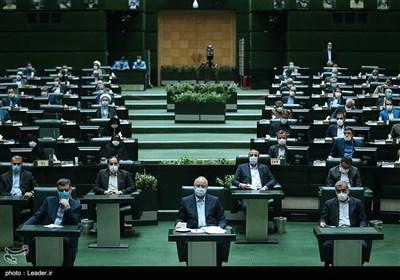 ارتباط تصویری رهبر معظم انقلاب با نمایندگان یازدهمین دوره مجلس