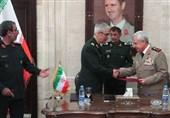 گزارش| نگاهی به ابعاد و سیگنالهای توافق نظامی تهران-دمشق