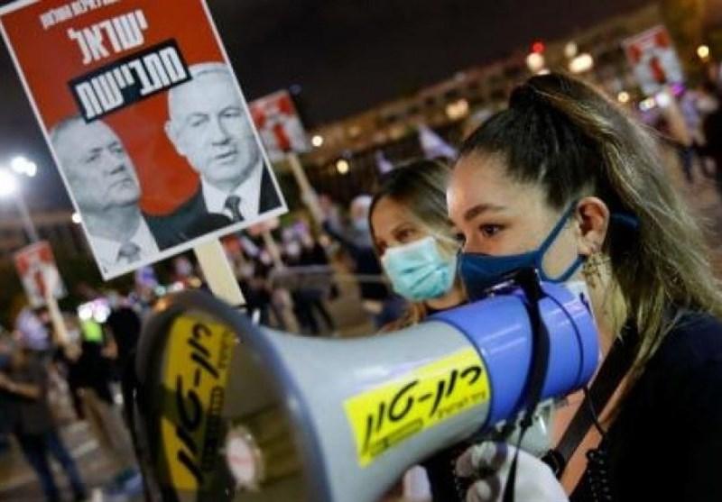گزارش| اعتراضات تلآویو و آینده کابینه نتانیاهو