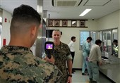 ابتلای 61 نفر به ویروس کرونا در پایگاههای آمریکا در ژاپن