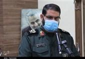 سردار معروفی: از طرف سپاه از تلاش جهادگونه مدافعان سلامت خاضعانه قدردانی میکنم
