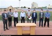 مدالآوران رقابتهای کشوری دوومیدانی قم تجلیل شدند