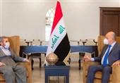 دیدار برهم صالح با سران دو حزب اسلامی اقلیم کردستان عراق