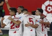 لالیگا| سویا به لیگ قهرمانان نزدیک شد، مایورکا به سقوط