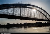 White Bridge: Arch Bridge in Iran's Ahvaz