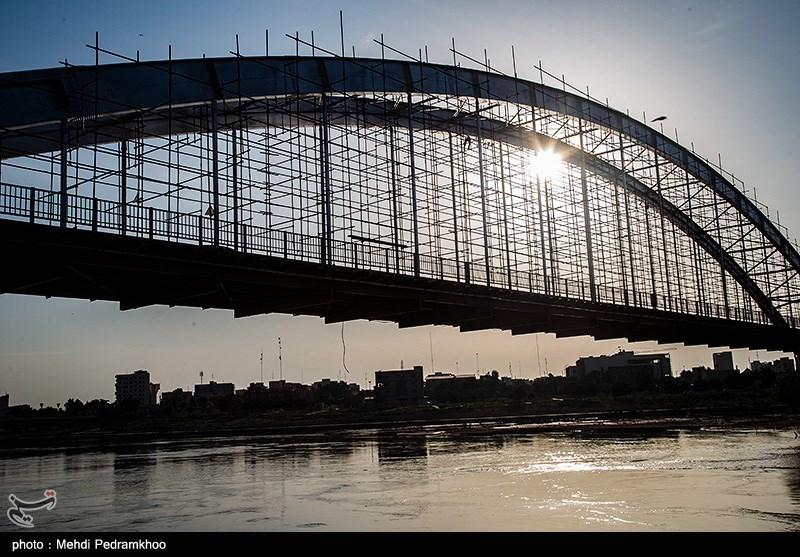 White Bridge: Arch Bridge in Iran's Ahvaz