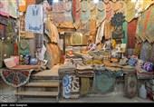 کسادی بازار وکیل شیراز در ایام کرونا