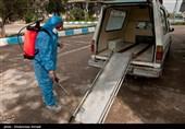 دفن متوفیان کرونایی با رعایت ضوابط بهداشتی صورت میگیرد