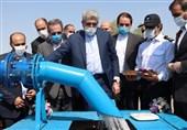 افتتاح خط آبرسانی از سد ماملو به پیشوا / عملیات اجرایی مخزن ذخیره بتنی20 هزار متر مکعبی محمودآباد آغاز شد