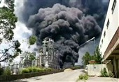Massive Fire Erupts after Explosion at Biofuel Plant in China (+Video)